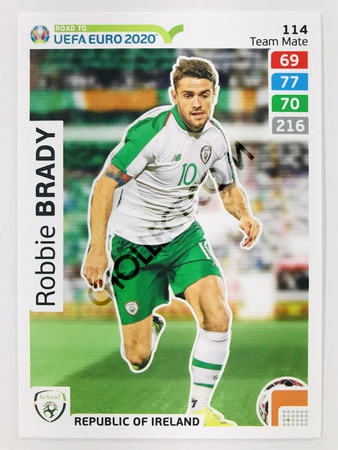 Robbie Brady (Republic of Ireland) | 2020 Road to UEFA Euro #114