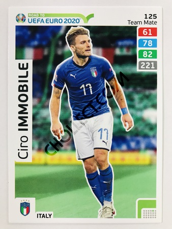 Ciro Immobile (Italy) | 2020 Road to UEFA Euro #125