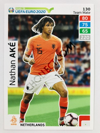 Nathan Ake (Netherlands) | 2020 Road to UEFA Euro #130