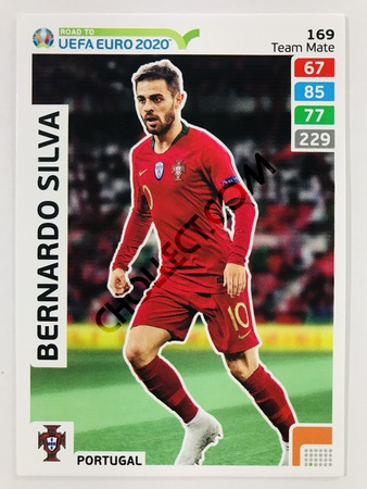 Bernardo Silva (Portugal) | 2020 Road to UEFA Euro #169