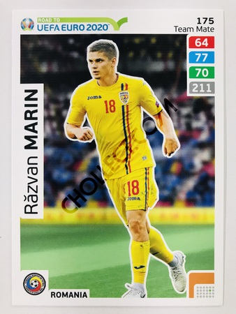 Razvan Marin (Romania) | 2020 Road to UEFA Euro #175