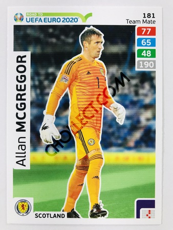 Allan McGregor (Scotland) | 2020 Road to UEFA Euro #181