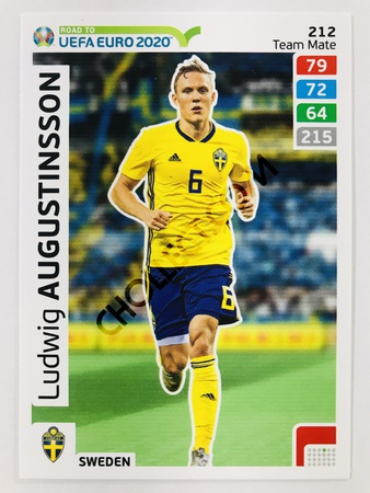 Ludwig Augustinsson (Sweden) | 2020 Road to UEFA Euro #212