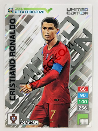 Cristiano Ronaldo (Portugal) - Limited Edition | 2020 Road to UEFA Euro #401