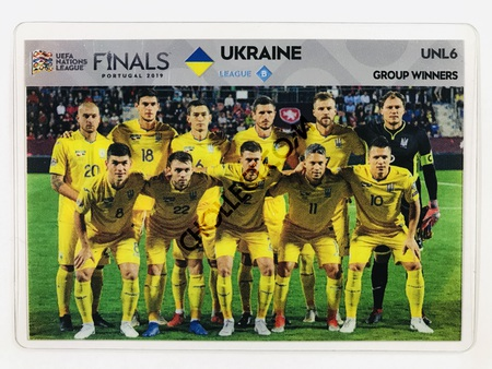 Team Photo (Ukraine) UNL6 | 2020 Road to UEFA Euro #404
